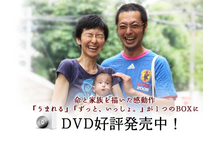 『うまれる』DVD
